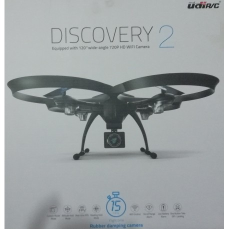 Drone Discovery 2 720p-HD