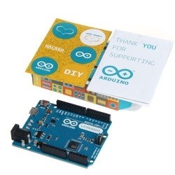 Arduino Leonardo con Headers ORIGINAL